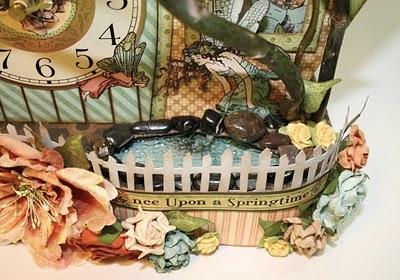 Fairy clock 5
