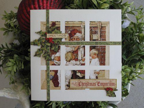 Christmas Emporium Card