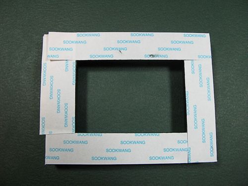 SherryCheeverFrontofFrame with Score-Tape