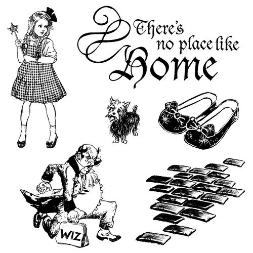 The-magic-of-oz-cling-stamps-2