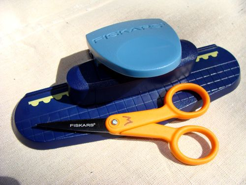 Fiskars Supplies Used