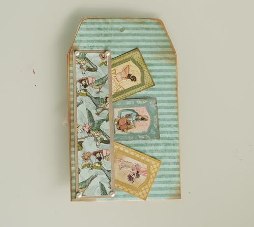 Graphic 45 Once Upon a Springtime Charee Filimoehala Mini4Side2