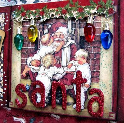 Graphic45 Linda Cain SantaPage 008