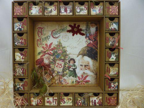 Christmas Past Advant Calendar