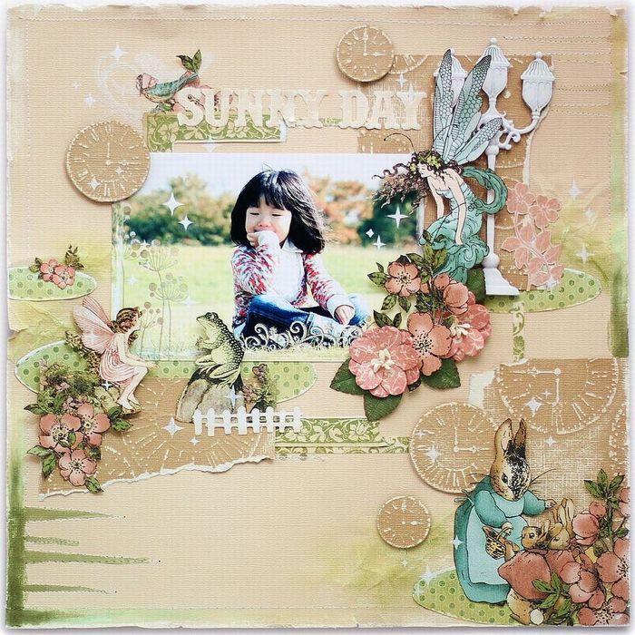 YukaHino_Sunny Day