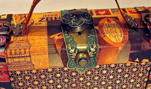 Gentleman Crafter Wine Case, Graphic 45