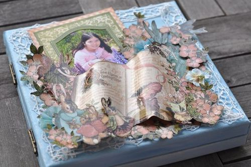 Once Upon a Springtime Susan Lui