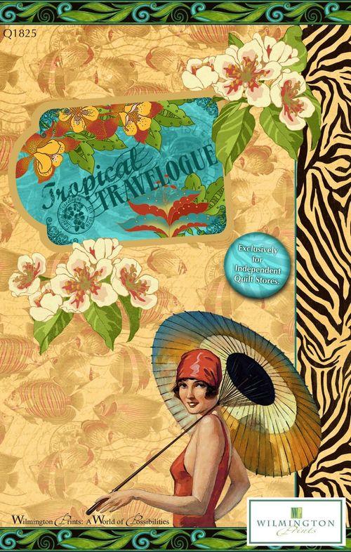 Q1825 Tropical Travelogue Cover 1