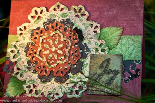 Melanie Forbes Christmas Emporium Metal cards 4