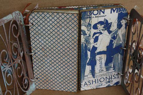 Domestic Goddess Fashionista Mini Album