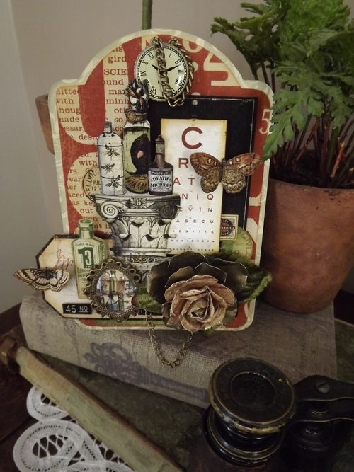 Olde Curiosity Shoppe Tag