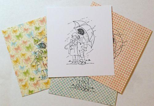 Little Darlings Card
