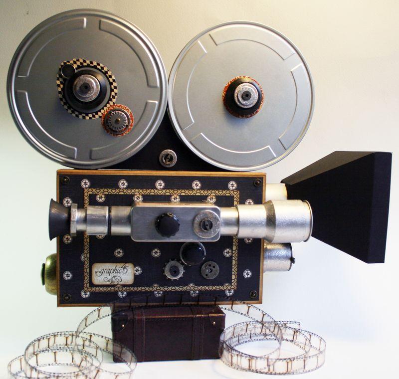 LDD movie camera 1