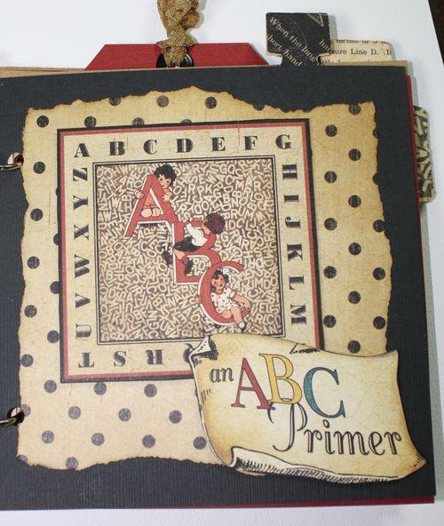 An ABC Primer mini book