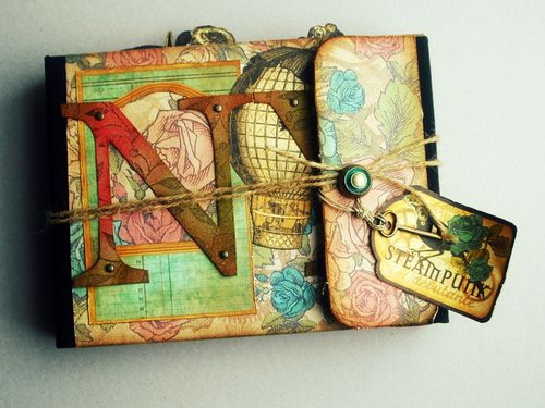 Steampunk Debutante Mini album