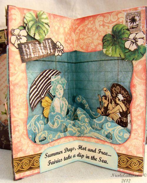 Nicole Eccles Fairy Book Graphic 45