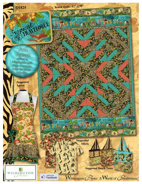 Q1825 Tropical Travelogue Sell Sheet Lo Res