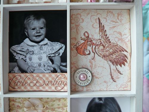 Little Darlings Printer Tray