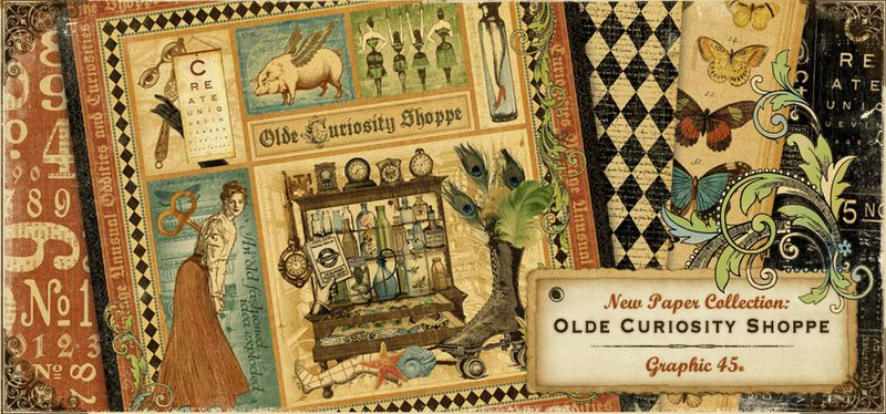 Graphic 45 banner_olde curiosity shoppe