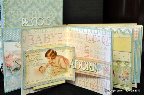 Ltille Darlings Mini Album Graphic 45