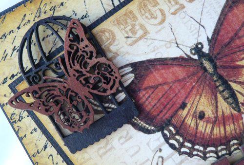 Olde Curiosity Shoppe Card