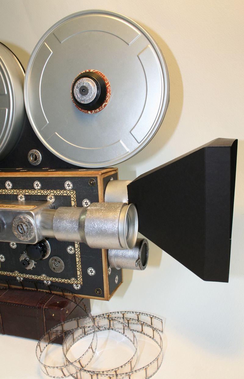 LDD movie camera 3