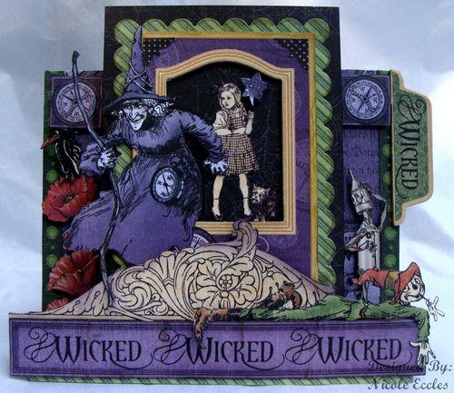 Magic of Oz Card