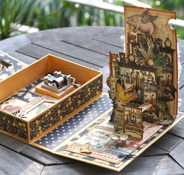 Music box 8