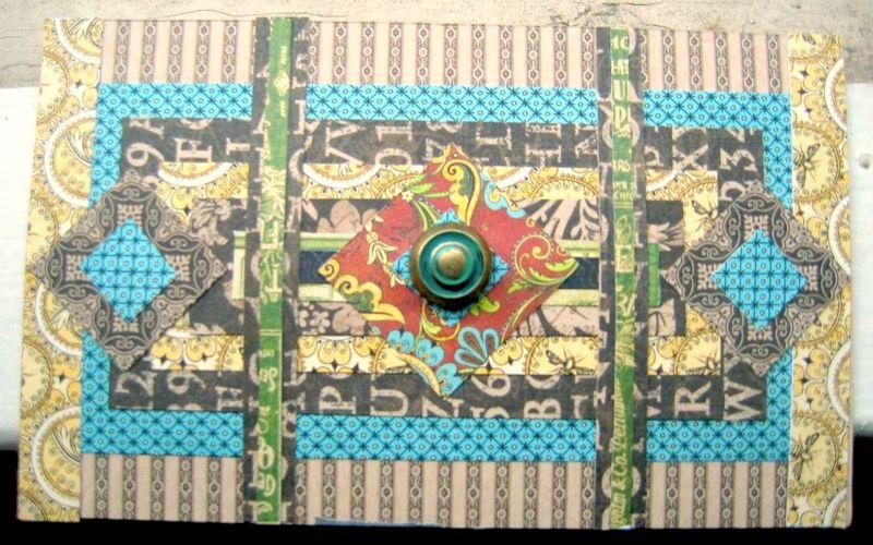 Graphci 45 Olde Curiosity Shoppe Card Kelly Woessner