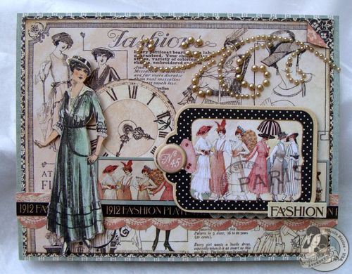 A Ladies' Diary Card Nicole Eccles