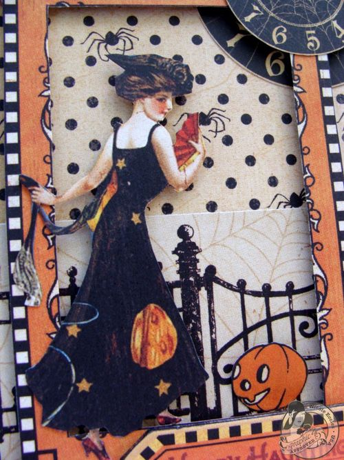 2 Nicole Eccles- July CHA- Graphic 45 Happy Haunting Tag