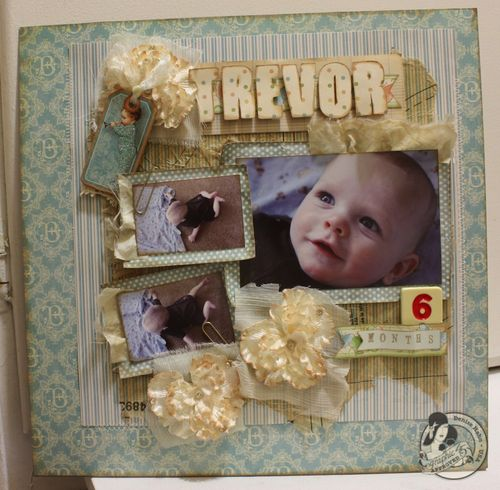 Denise Hahn Little Darlings 12 inch Layout - 1-imp