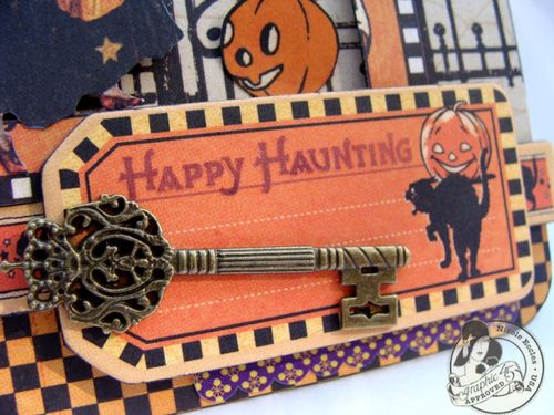 3 Nicole Eccles- July CHA- Graphic 45 Happy Haunting Tag