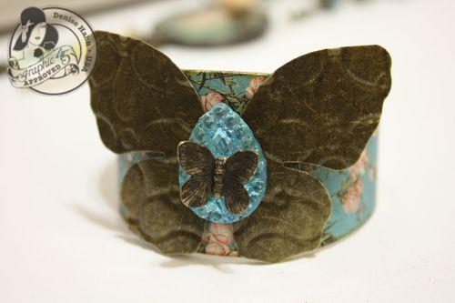 Denise Hahn Graphic 45 Birdsong Jewelry - 6-imp