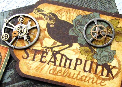Steampunk Clk 005