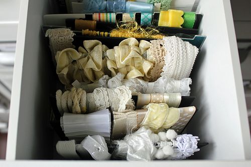 Ribbon Drawer