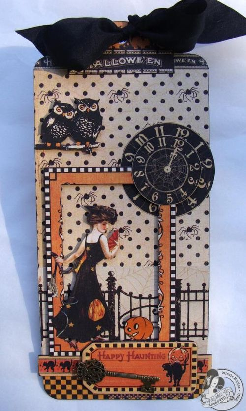 1 Nicole Eccles- July CHA- Graphic 45 Happy Haunting Tag