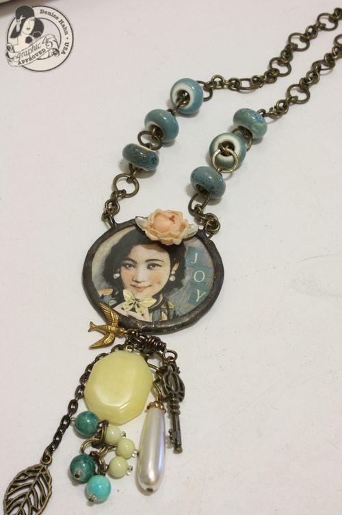 Denise Hahn Graphic 45 Birdsong Jewelry - 4-imp