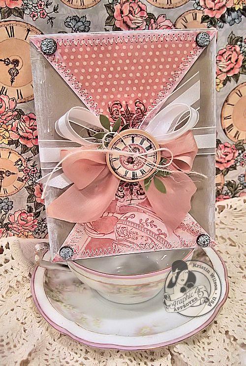 KristinWilsonGraphic45ALadiesDiary10MinCard