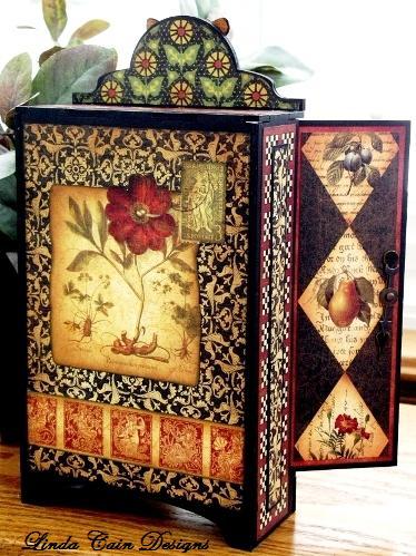 Botanicabella Cabinet