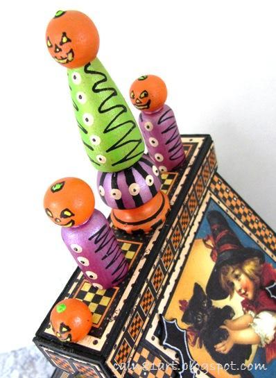 Halloween Haunting Proj 005
