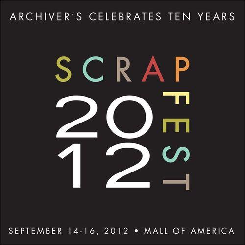 Graphic 45 Scrapfest 2012