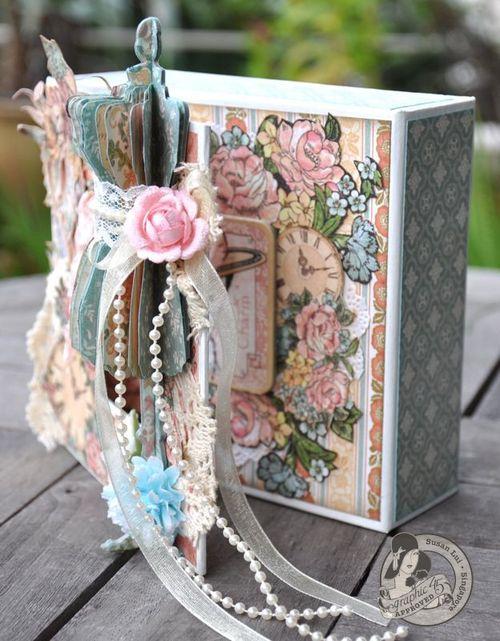 Susan Lui Graphic 45 Ladies Diary Art Box & Mini_ Bangkok 3