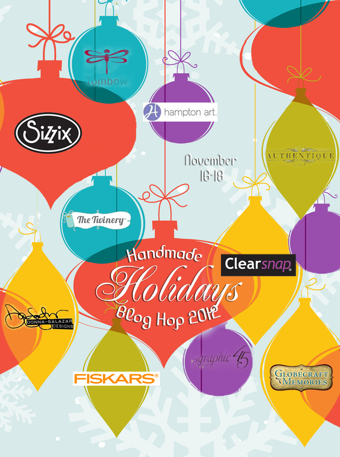 Handmade Holidays Blog Hop 2012 - FINAL