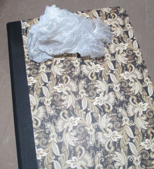 Composition Wax Paper