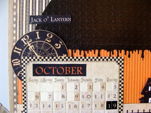 Image 44 Nicole Eccles -Graphic 45 A Place and Time October Calendar Tutorial