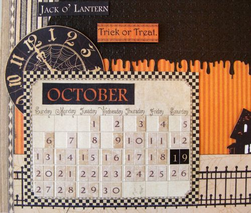 Image 46 Nicole Eccles -Graphic 45 A Place and Time October Calendar Tutorial