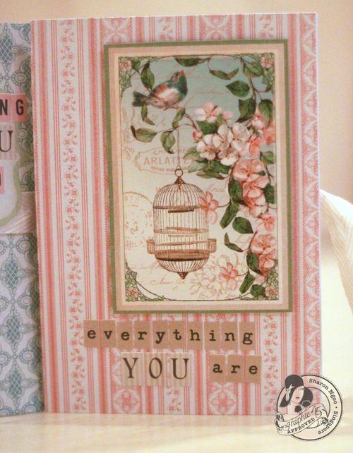 Graphic45 Sharon Ngoo Card Secret Garden (inside2)