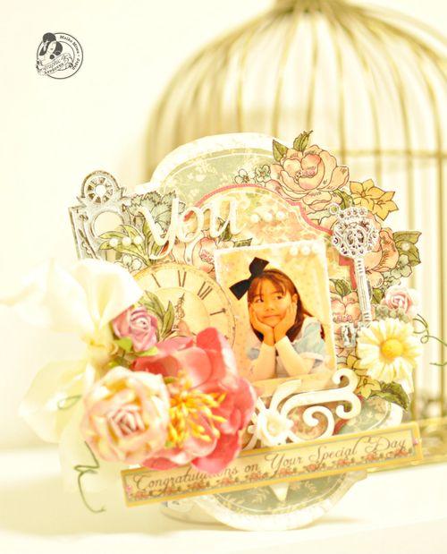 Maiko Miwa-A Lady's Diary-altered #1
