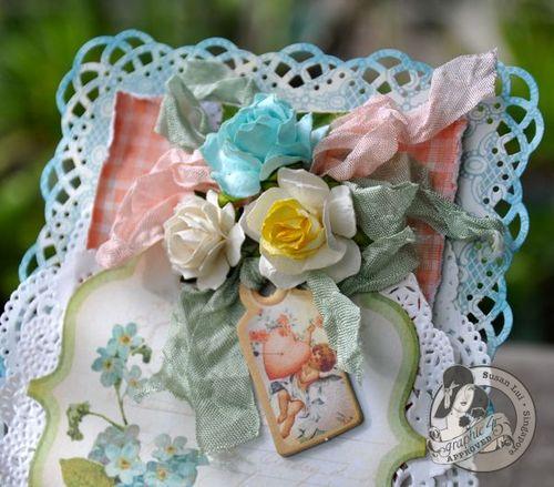 Susan Lui Graphic 45 Secret Garden Love Card 4